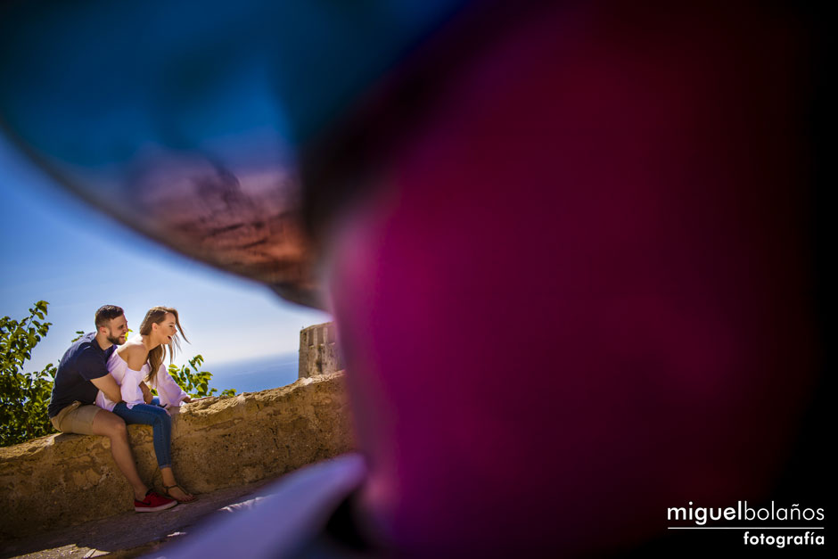 Destination photography in Spain with Matias and Kiri